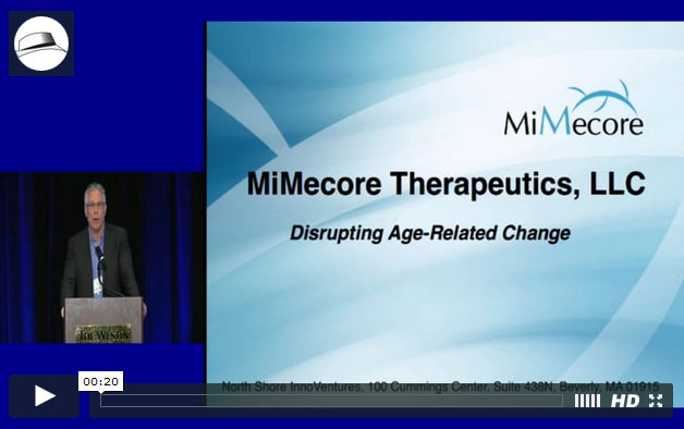 Presentation: Mimecore Therapeutics
