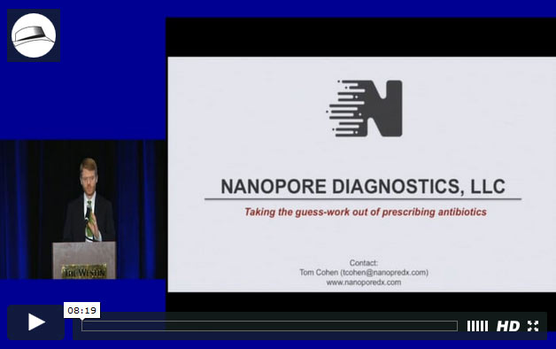 Presentation: Nanopore Diagnostics